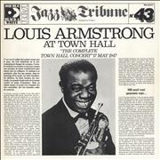Click here for more info about 'Louis Armstrong - Louis Armstrong At Town Hall