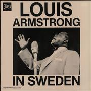 Click here for more info about 'Louis Armstrong - Louis Armstrong In Sweden'