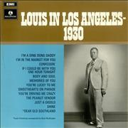 Click here for more info about 'Louis Armstrong - Louis In Los Angeles - 1930'