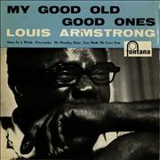 Click here for more info about 'Louis Armstrong - My Good Old Good Ones'