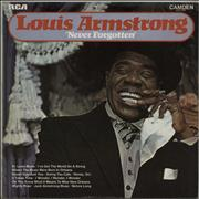 Click here for more info about 'Louis Armstrong - Never Forgotten'