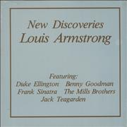Click here for more info about 'Louis Armstrong - New Discoveries - Sealed'