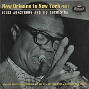 Click here for more info about 'Louis Armstrong - New Orleans To New York Part 1 EP'
