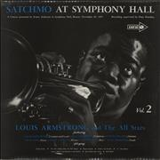 Click here for more info about 'Louis Armstrong - Sachmo At Symphony Hall Vol. 2'