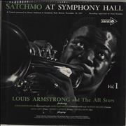 Click here for more info about 'Louis Armstrong - Satchmo At Symphony Hall Volumes 1 & 2'