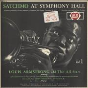 Click here for more info about 'Louis Armstrong - Satchmo At Symphony Hall Volume 1'