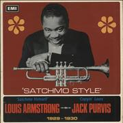 Click here for more info about 'Louis Armstrong - Satchmo Style'