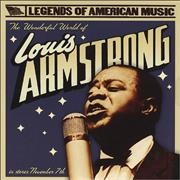 Click here for more info about 'Louis Armstrong - The Wonderful World Of Louis Armstrong Sampler'