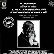 Click here for more info about 'Louis Armstrong - Town Hall Concert 1947'
