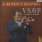 Click here for more info about 'Louis Armstrong - V.S.O.P. (Very Special Old Phonography) Vol 1'