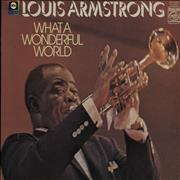Click here for more info about 'Louis Armstrong - What A Wonderful World'