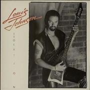 Click here for more info about 'Louis Johnson - Evolution'