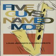 Click here for more info about 'Five Guys Named Moe - Louis Jordan's Golden Greats'