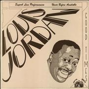 Click here for more info about 'Louis Jordan - Good Times'