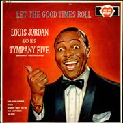 Click here for more info about 'Louis Jordan - Let The Good Times Roll'
