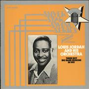 Click here for more info about 'Louis Jordan - Three Hot Big Band Sessions In 1951'