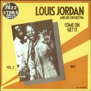 Click here for more info about 'Louis Jordan - Vol. 5 - Come On... Get It'