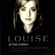 Click here for more info about 'Louise - All That Matters - Double'