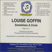 Click here for more info about 'Louise Goffin - Sometimes A Circle'