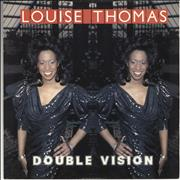 Click here for more info about 'Louise Thomas - Double Vision'
