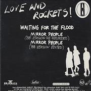 Click here for more info about 'Love & Rockets - Waiting For The Flood'