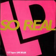 Click here for more info about 'Love Decade - So Real'