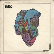 Click here for more info about 'Love - Forever Changes - 1971 Butterfly'