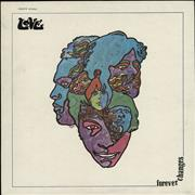 Click here for more info about 'Love - Forever Changes - 1971 Butterfly - EX'
