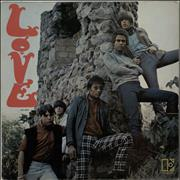 Click here for more info about 'Love - 2nd - UK Sleeve'