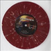 Click here for more info about 'Save My Soul - Purple & Orange Vinyl'