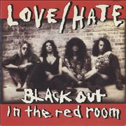 Click here for more info about 'Love/Hate - Blackout In The Red Room'