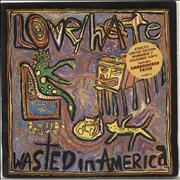 Click here for more info about 'Love/Hate - Wasted In America'