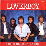 Click here for more info about 'Loverboy - This Could Be The Night'