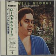 Click here for more info about 'Lowell George - Thanks I'll Eat It Here'