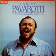 Click here for more info about 'Luciano Pavarotti - O Sole Mio - Favourite Neapolitan Songs'