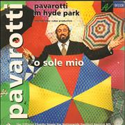 Click here for more info about 'Luciano Pavarotti - O Sole Mio - Pavarotti in Hyde Park'