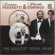 Click here for more info about 'Luciano Pavarotti - The Greatest Opera Arias - Sealed'