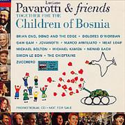 Click here for more info about 'Luciano Pavarotti - Together For The Children Of Bosnia'