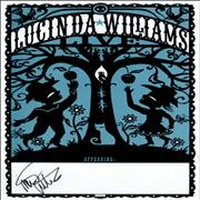 Click here for more info about 'Lucinda Williams - Live @ The Fillmore - Autographed Poster'