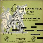 Click here for more info about 'Sings With The Dave Pell Octet Songs By Jimmy Van Heusen'