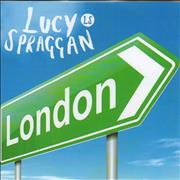 Click here for more info about 'Lucy Spraggan - London Bound'