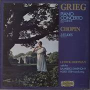 Click here for more info about 'Grieg: Piano Concerto in A Minor / Chopin: 3 Etudes'