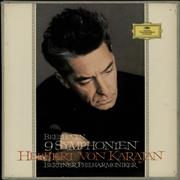 Click here for more info about 'Herbert Von Karajan - Beethoven: 9 Symphonien'