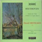 Click here for more info about 'Ludwig Van Beethoven - Beethoven: Concerto Pour Violon Et Orchestre En Ré Majeur, Opus 61'