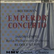 Click here for more info about 'Beethoven: Emperor Concerto'