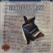 Click here for more info about 'Ludwig Van Beethoven - Beethoven/ Liszt: Symphonie Nr.9 D-moll, Op. 125'
