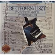 Ludwig Van Beethoven Beethoven/ Liszt: Symphonie Nr.9 D-moll, Op. 125 Germany vinyl LP