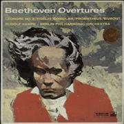 Click here for more info about 'Ludwig Van Beethoven - Beethoven Overtures - G/c'