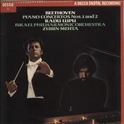 Click here for more info about 'Ludwig Van Beethoven - Beethoven: Piano Concertos Nos. 1 and 2'
