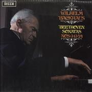 Click here for more info about 'Ludwig Van Beethoven - Beethoven: Sonatas Nos·3·13·24'